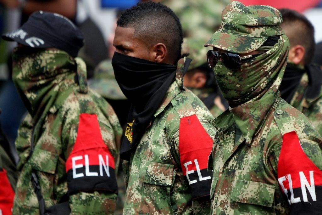 Doble atentado en el norte de Colombia en inicio de un «paro armado» del ELN