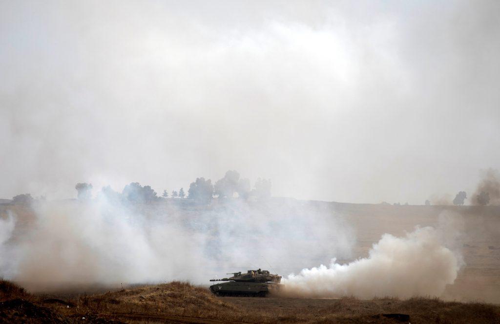 EEUU condena las «actividades malignas» de Irán y expresa su apoyo a Israel