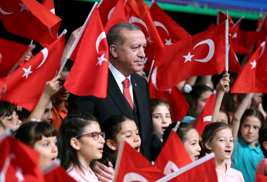 Erdogan reivindica a Turquía como continuación del Imperio Otomano