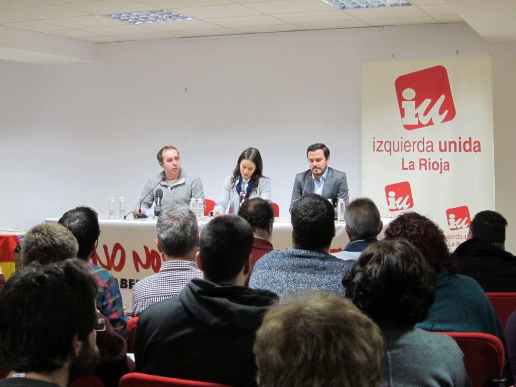 Garzón pide al PSOE «que tome conciencia» y se sume al «necesario» cambio de la Ley electoral para evitar «asimetrías»