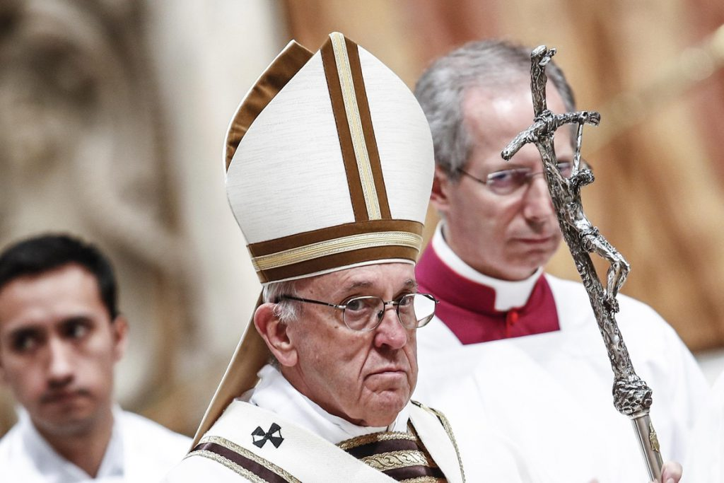 El papa nombra a Pedro Vázquez Villalobos obispo de Antequera, en México