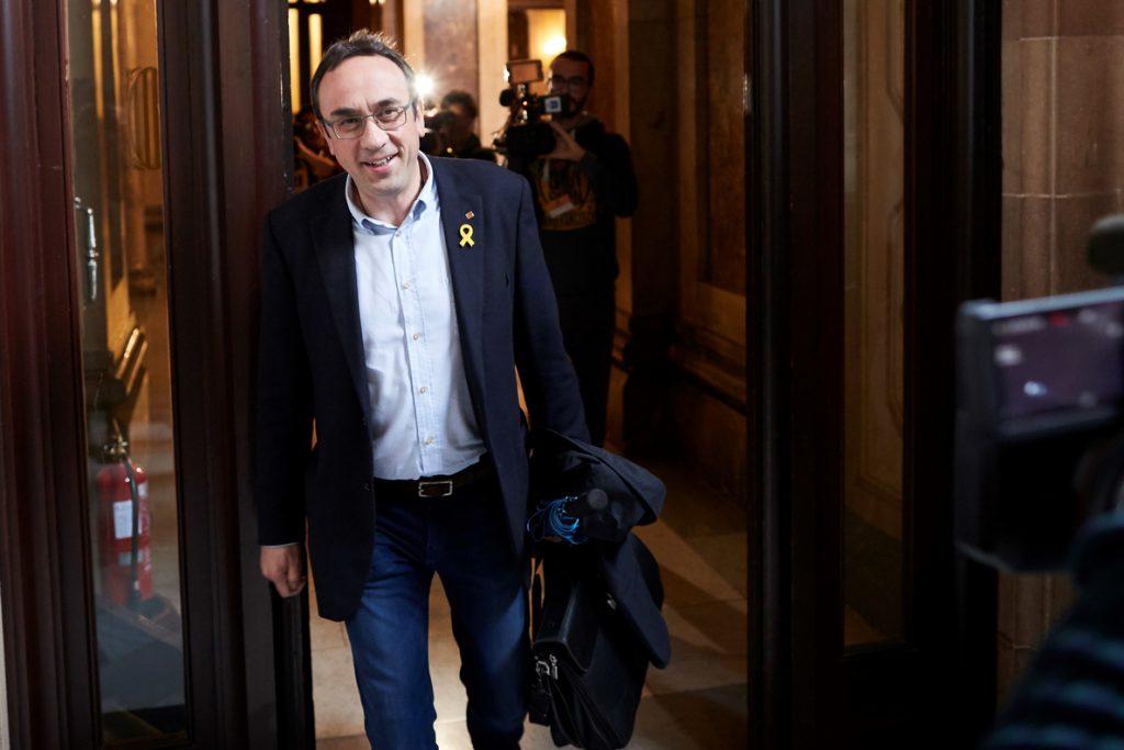 Rull cree que JxCat y ERC acabarán acordando «un gobierno operativo»