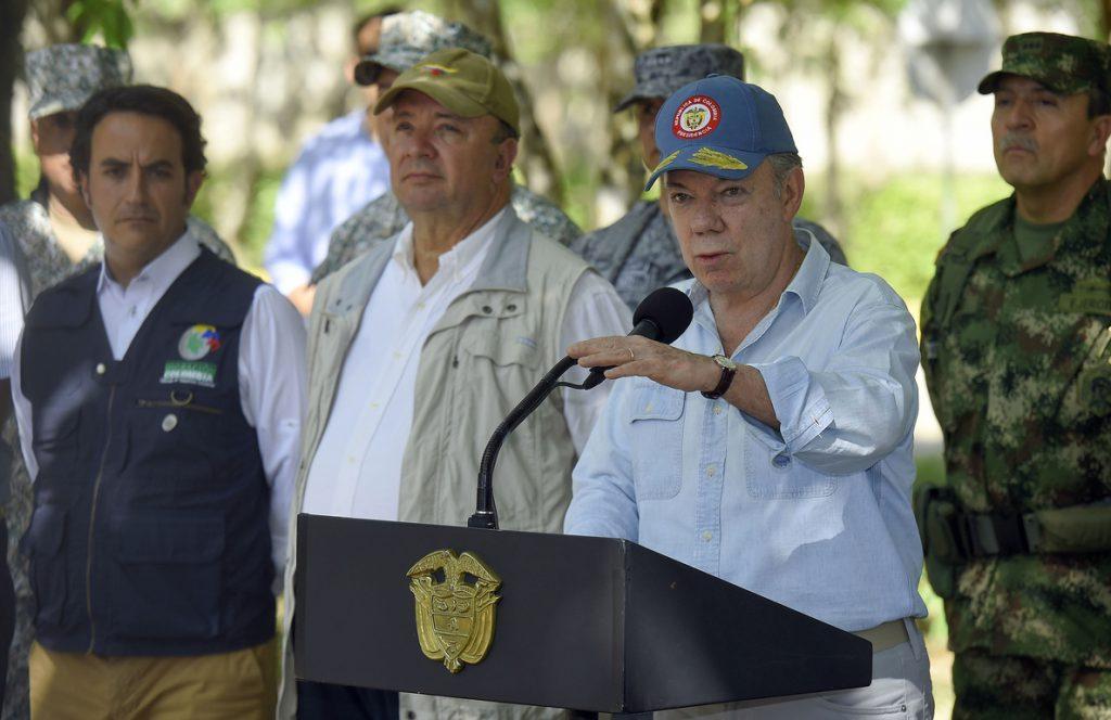 Santos dice que reanudar los diálogos con el ELN «va a ser muy difícil»