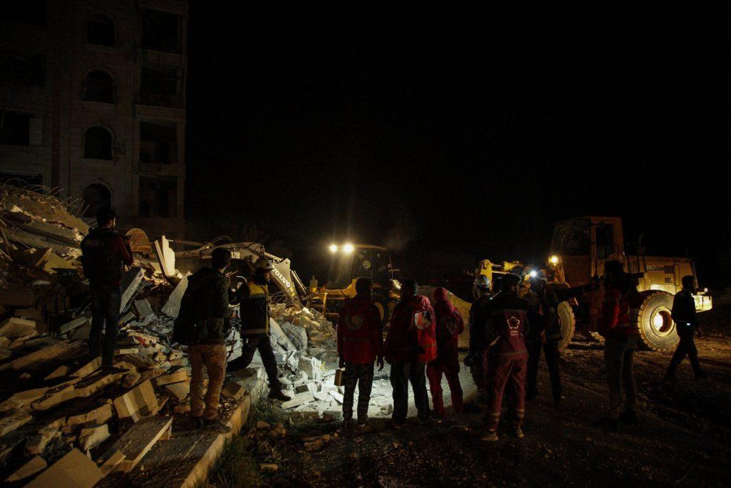 Un artefacto explosivo causa 7 muertos en la provincia siria de Idleb