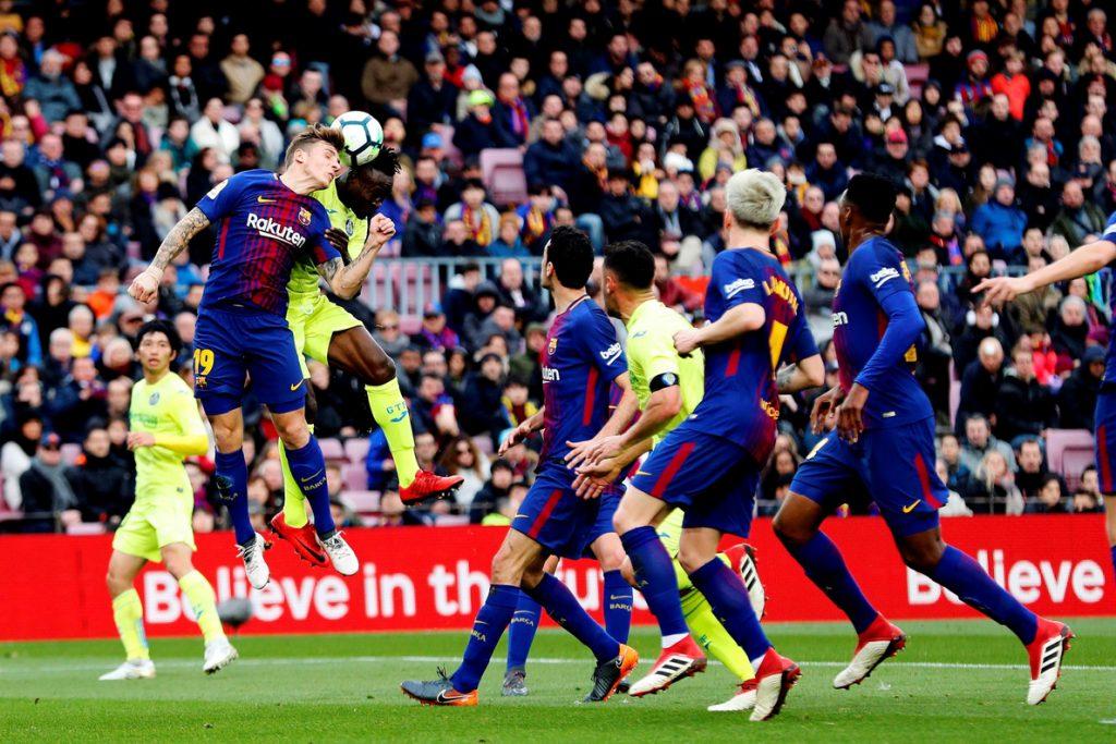 0-0. El Barça cede ante el Getafe el segundo empate consecutivo en la Liga