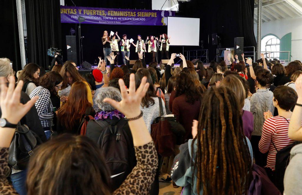 Feministas dicen que la huelga del 8M «desbordará» el concepto de paro