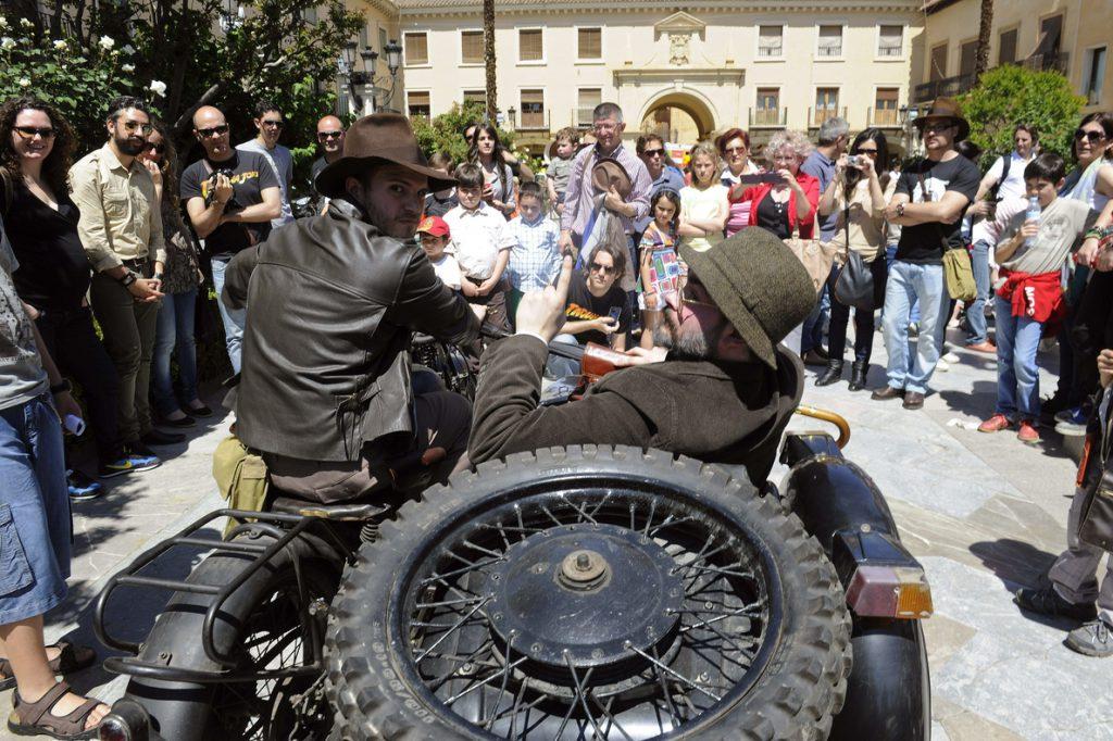 Guadix (Granada) busca su «santo grial» y apuesta por un turismo de cine
