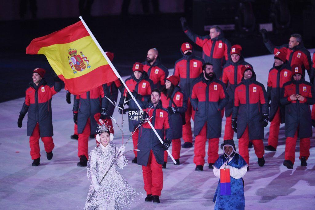 Lucas Eguibar: «Nico me decía que sonriese, que ondeara bien la bandera»