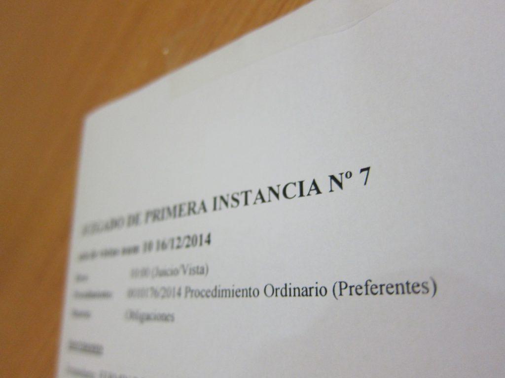 El PSOE lleva el martes al Congreso su ley para reforzar la transparencia y acabar con las cláusulas abusivas