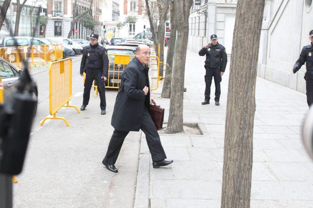 Pérez de los Cobos vuelve a testificar el día 14 por su experiencia el 1-O, esta vez ante la juez de la Audiencia Lamela