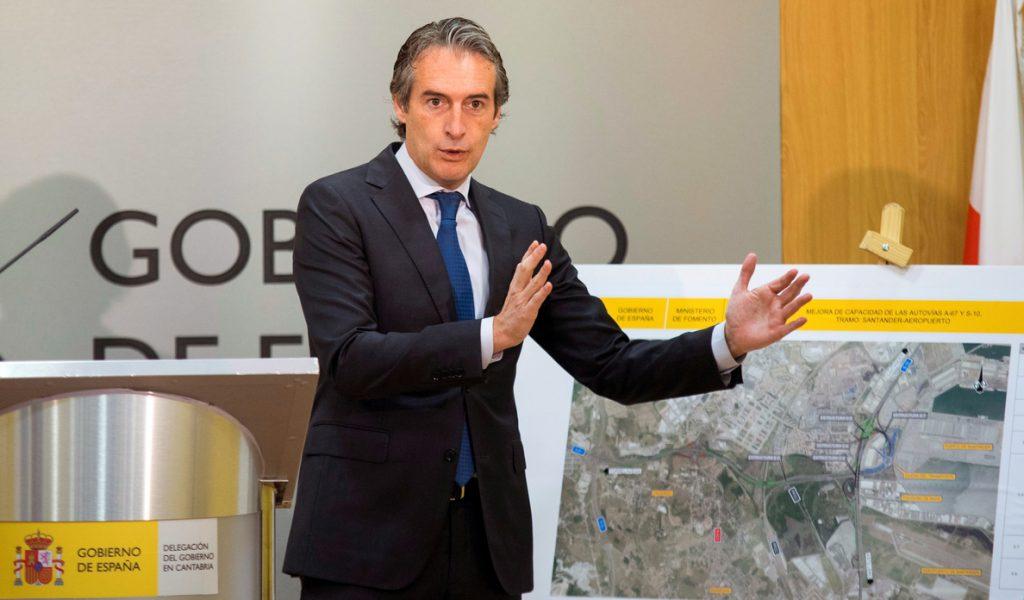 De la Serna presenta el nuevo Plan Director del Aeropuerto de Barcelona