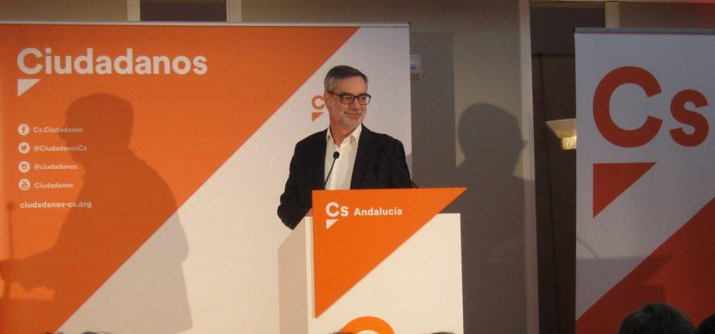Villegas (Cs), ante un acuerdo entre ERC y Puigdemont: «Los catalanes no quieren una Cataluña a medias»