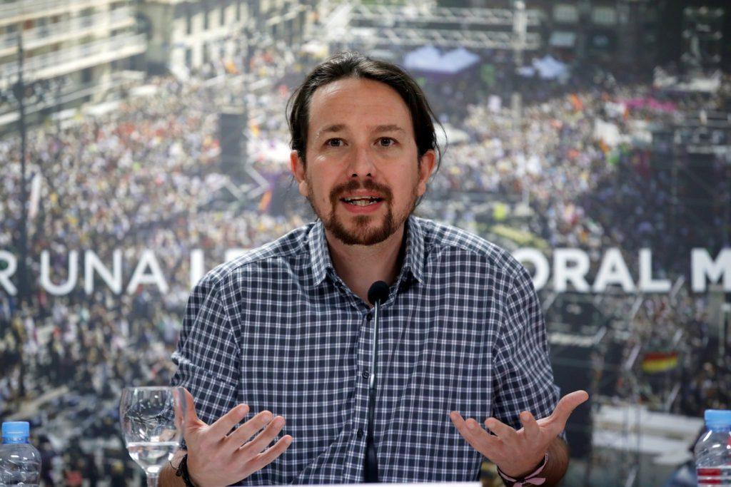 Un año después de Vistalegre II, Podemos aún busca recobrar el pulso político