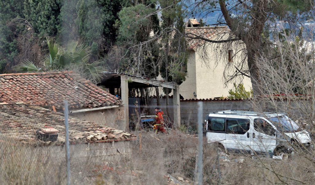 La investigación apunta a que el incendio de casa en Ontinyent fue accidental