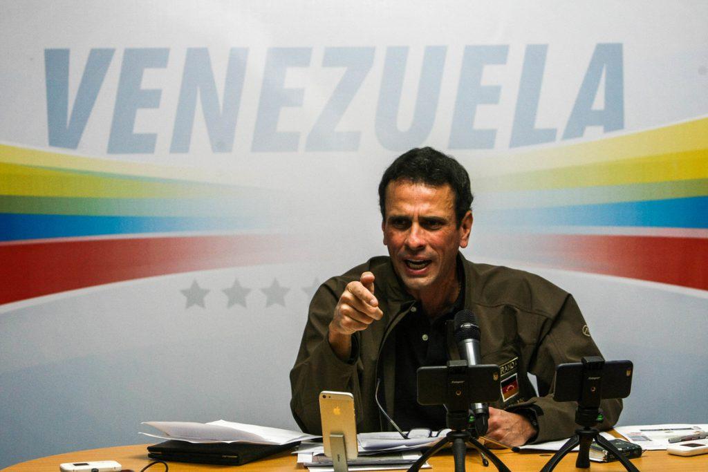 La oposición venezolana pide unidad para las presidenciales pero en comicios libres