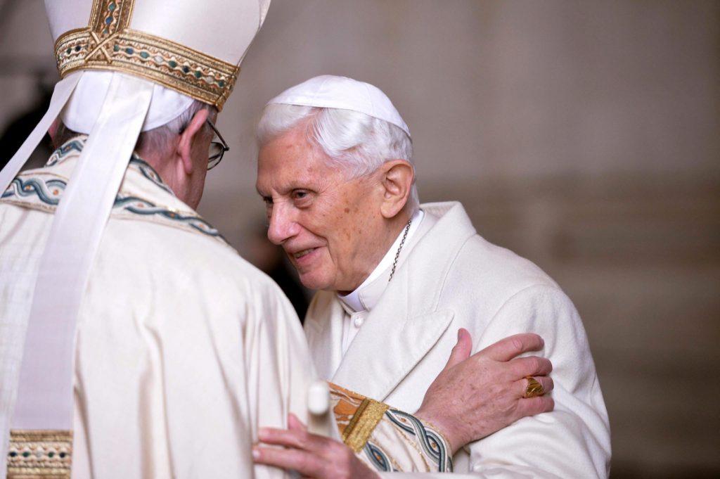 Cinco años del gesto que revolucionó la Iglesia: la renuncia de Benedicto XVI