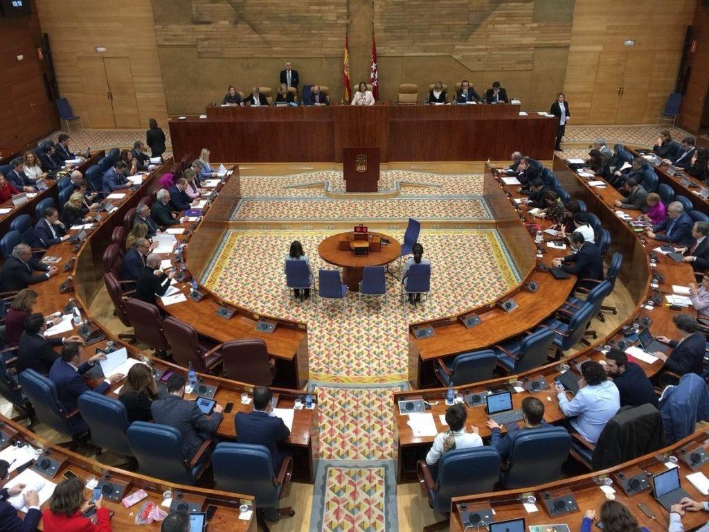 La Mesa de la Asamblea vuelve a rechazar que Cifuentes comparezca en Comisión de Corrupción por las actas del Canal