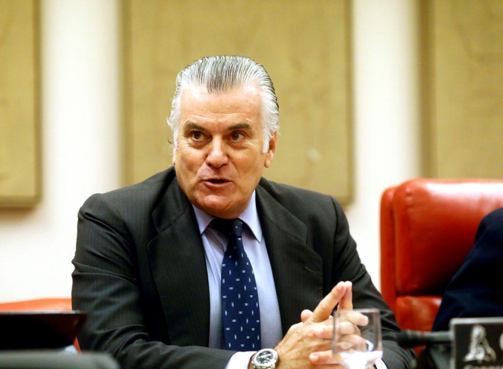Bárcenas, citado mañana a declarar como testigo en el juicio por la caja 'b' del PP valenciano