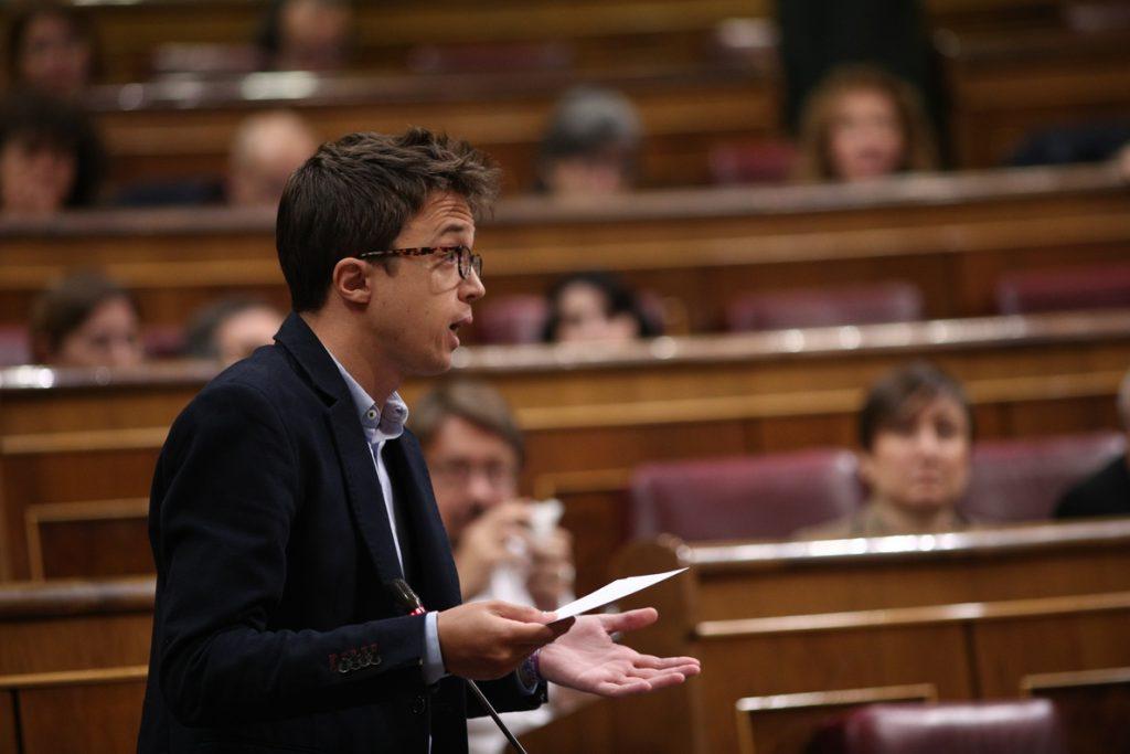 Podemos exige que Cifuentes, Aguirre y González den explicaciones en el Congreso tras las acusaciones de Granados