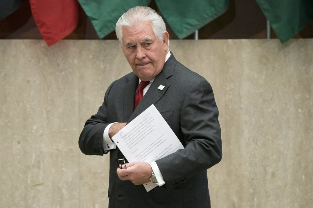 El Departamento de Estado de EE.UU. rediseña sus ayudas en Latinoamérica