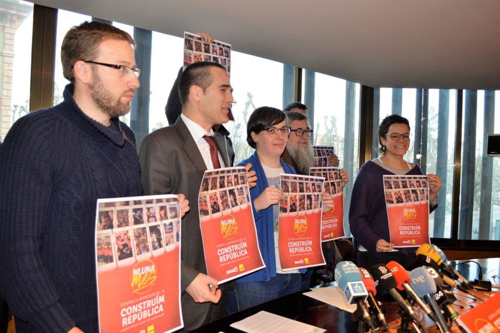 Mireia Boya (CUP): «Si entro en prisión sólo saldré cuando tengamos la república»
