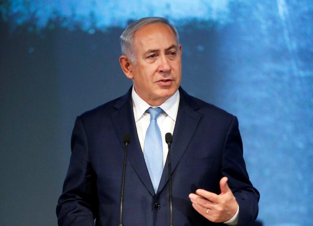 Netanyahu planteó a EEUU extender la soberanía israelí en Cisjordania