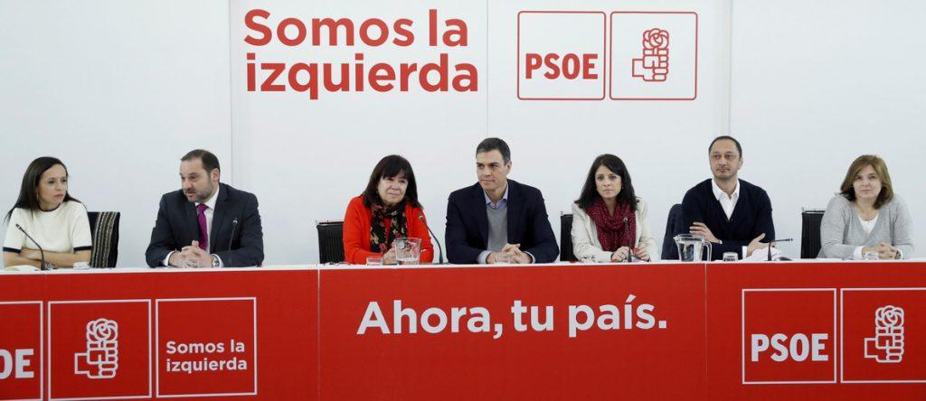El PSOE prohibirá a sus afiliados hacer promesas irrealizables en las redes