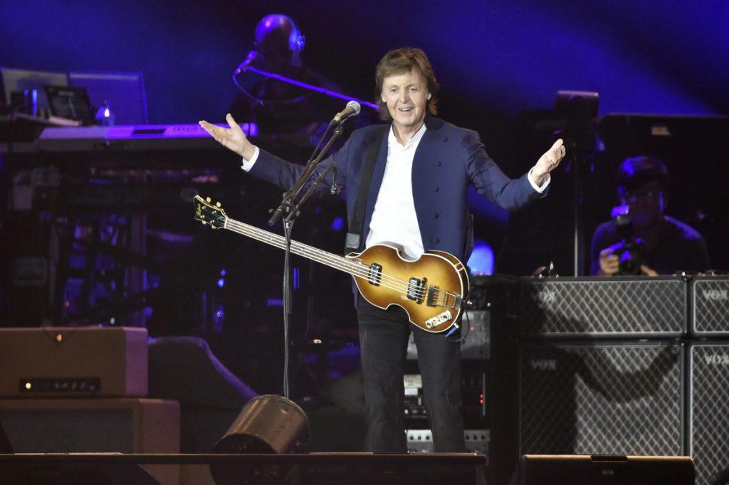 Paul McCartney, uno de los galardonados con el Premio israelí Wolf