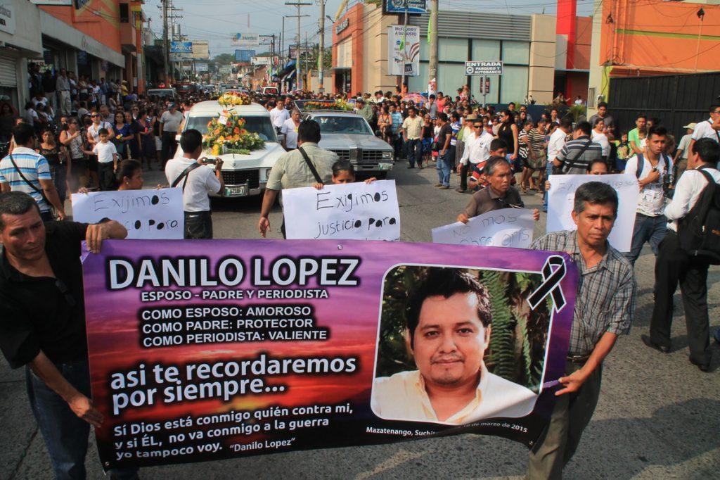 Procesan a un diputado oficialista de Guatemala por el asesinato de un periodista