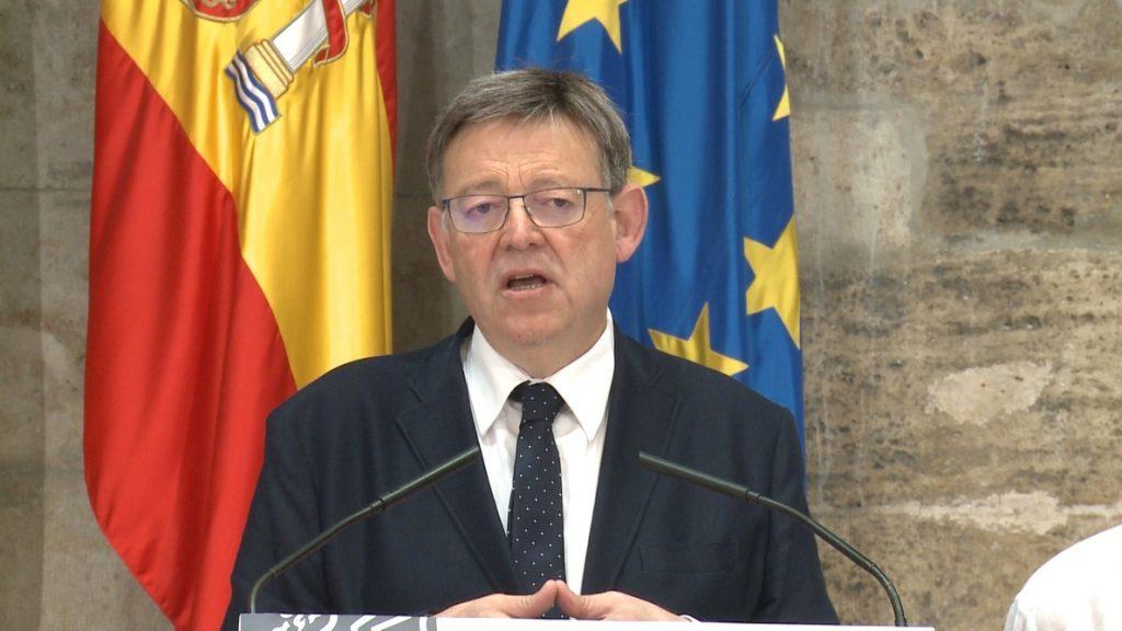 Puig: «El PP juega a la política de confrontación de territorios y es una gravísima irresponsabilidad»