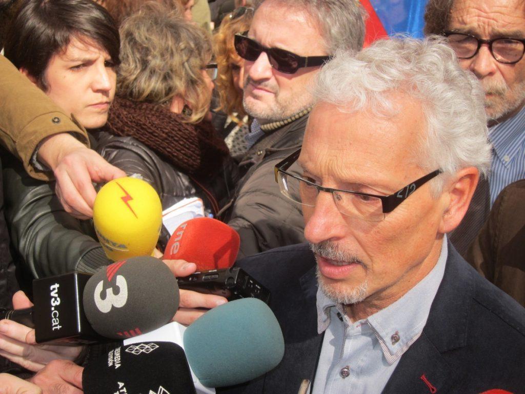 Santi Vidal y Viver i Pi-Sunyer comparecen este martes ante el juez del 1-O
