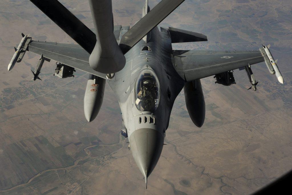 Trece milicianos del Estado Islámico muertos en un bombardeo de la coalición internacional en el norte de Irak