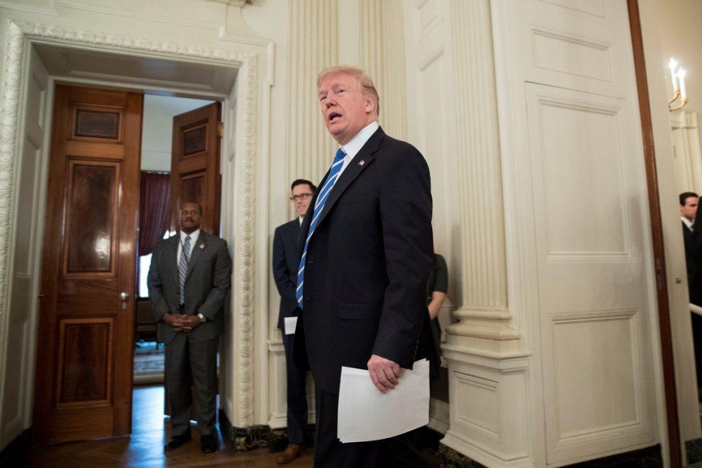 Trump promete 1,5 billones de dólares para reparar la «desmoronada infraestructura» de EE.UU.