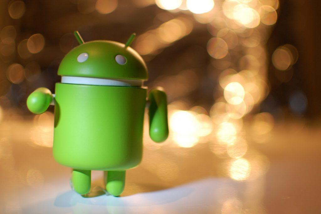 La próxima actualización de Android soportará el diseño de iPhone X