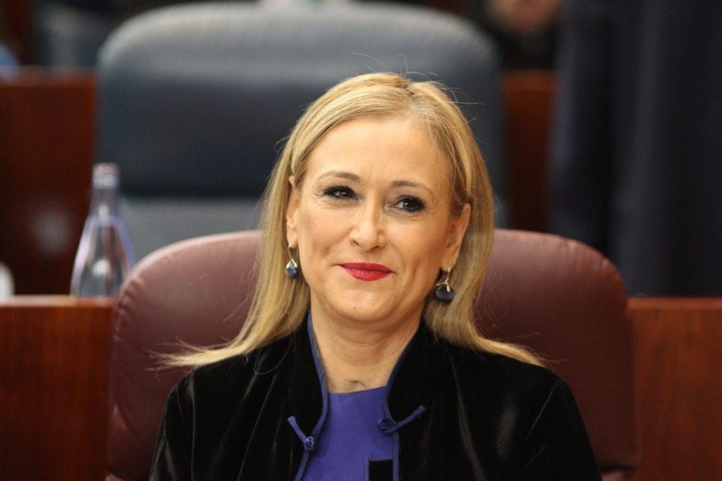 Cifuentes asegura que «jamás» tuvo «nada que ver» con la gestión económica del PP de Madrid ni con la financiación