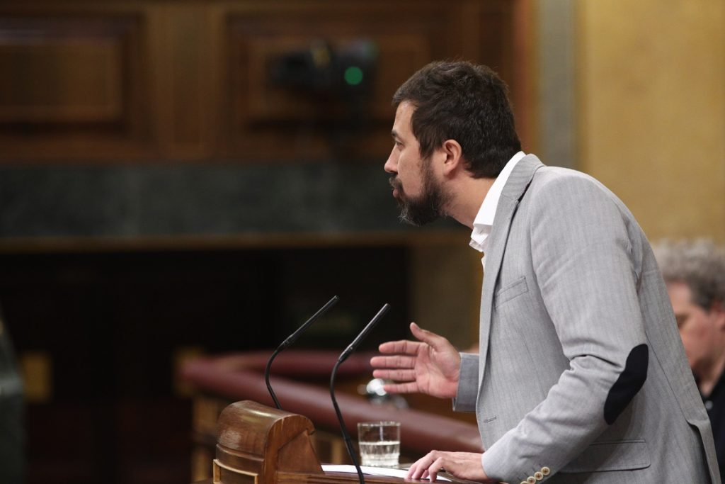 El Congreso reclama al Gobierno que la posición española en la reforma de la PAC sea aprobada en la Cámara