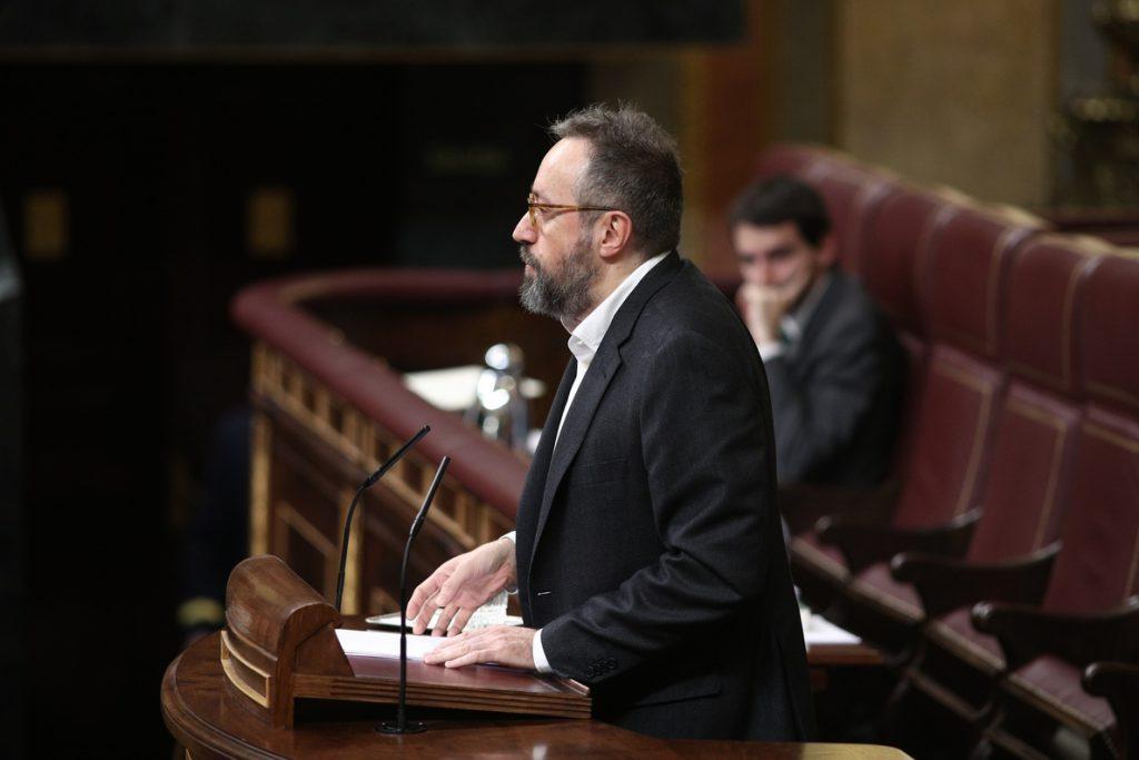 Cs se queda solo pidiendo que el Congreso investigue los atentados de Barcelona