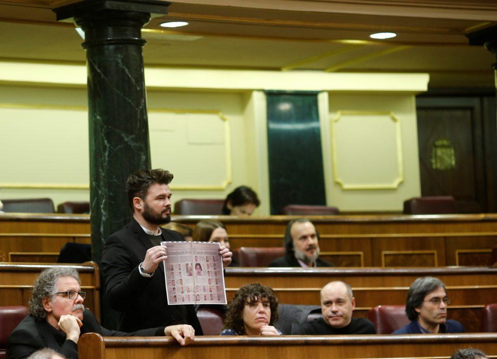 ERC lleva al próximo Pleno del Congreso una iniciativa para derogar los títulos nobiliarios, propios de «la Edad Media»