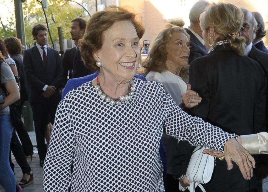 Izquierda Unida presenta una iniciativa en el Congreso para parar la sucesión del título de duquesa de Franco