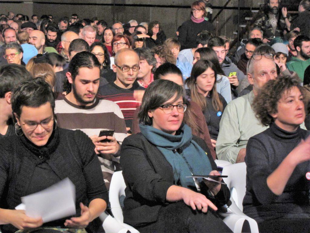 Mireia Boya declarará el miércoles en el Supremo arropada por la CUP, JxCat, ERC y Demòcrates