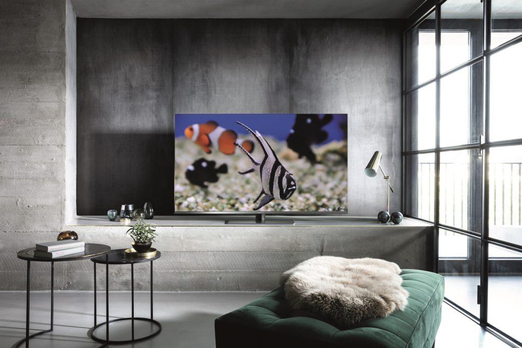 Panasonic presenta cuatro televisores 4K LED y un reproductor Blu-ray con tecnología de metadatos dinámicos HDR10+