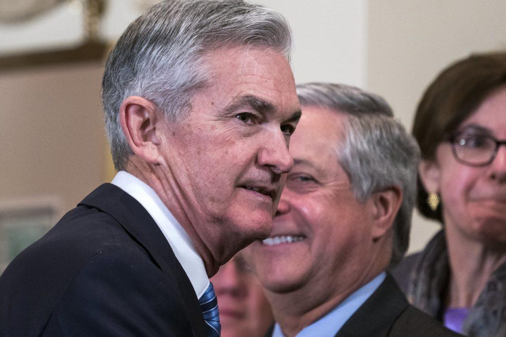 Powell afirma que la Fed estará alerta ante «cualquier riesgo» financiero