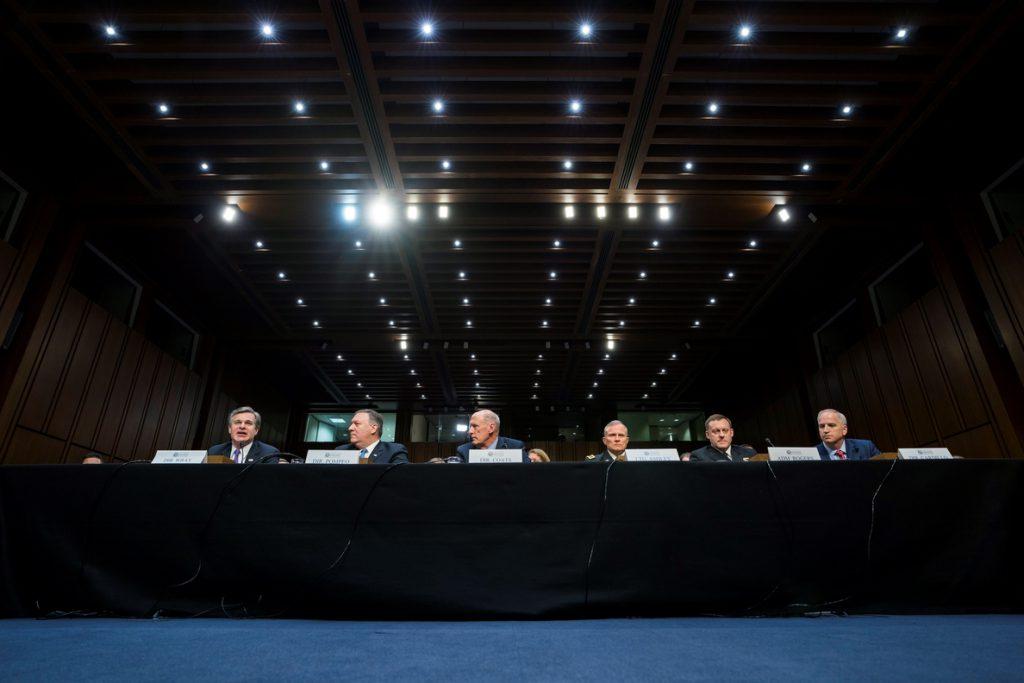 El espionaje de EEUU cree que Rusia desea alterar comicios de 2018