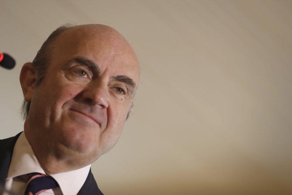 Los eurodiputados ultiman la entrevista a De Guindos para la vicepresidencia del BCE