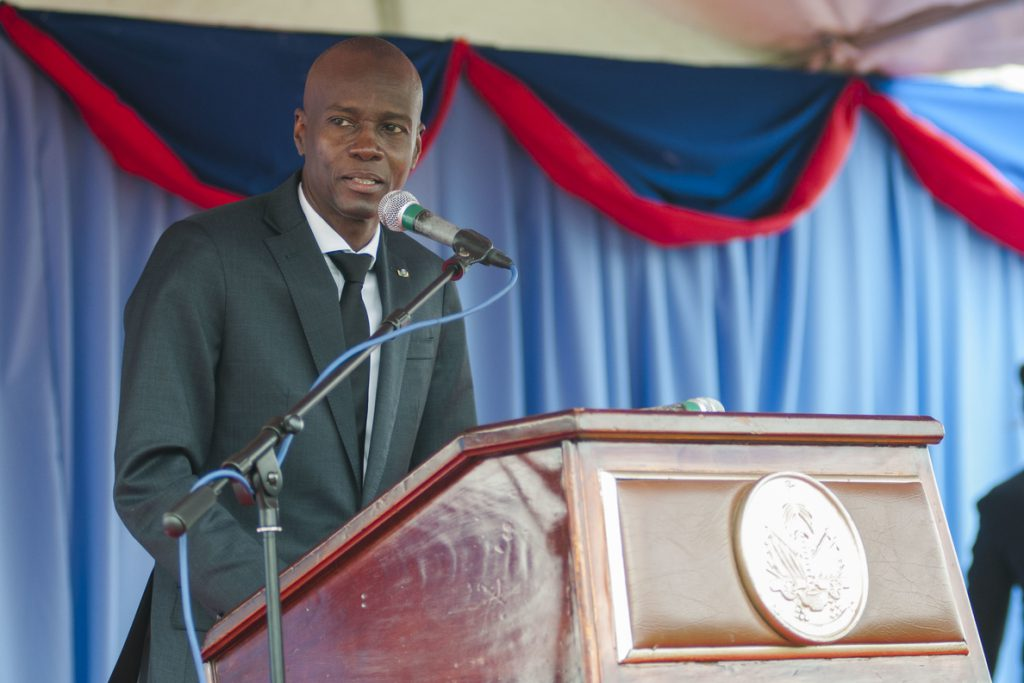 El presidente de Haití repudia el comportamiento de Oxfam por el escándalo sexual