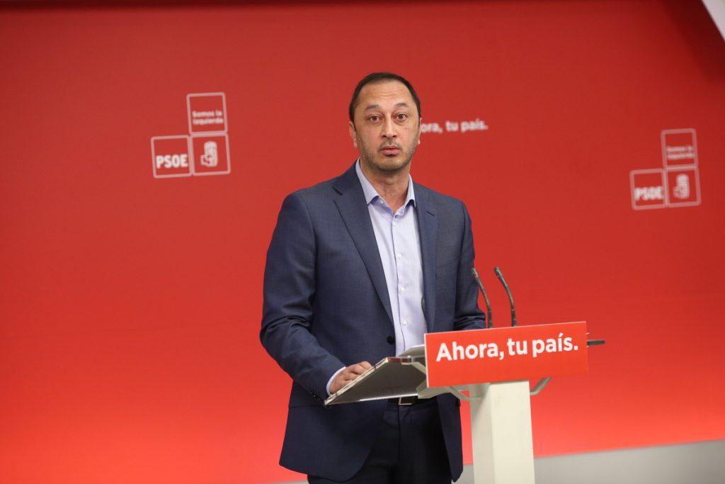 Celis (PSOE) afirma que el Comité Federal se celebrará «con plenitud» y quienes no vayan «compartirán lo que se decida»