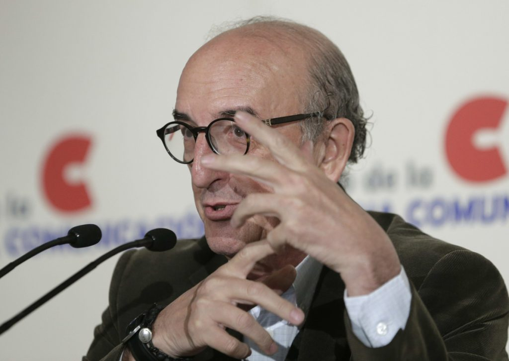 La Guardia Civil dice que Roures «podría» formar parte del comité ejecutivo del procés