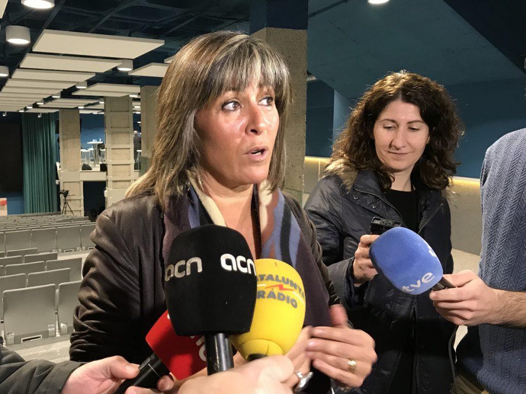 Marín (PSC) llama a «dejar los extremos» y crear ya un Govern para todos los ciudadanos