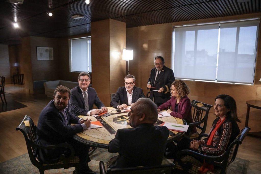 El PSOE traslada a Ciudadanos que la reforma electoral no es una prioridad para ellos