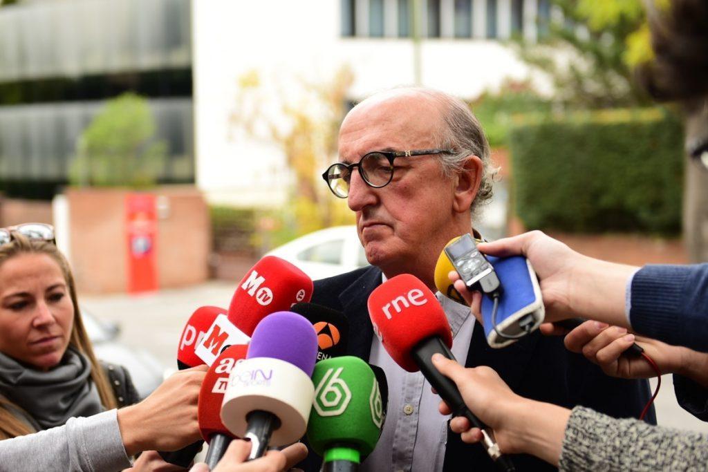Roures no ve «argumentos» contra él en el informe de la Guardia Civil que lo vincula al proceso